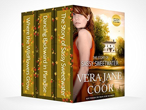 Southern Fiction Box Set: 3 Historical Family Sagas Set in the South  by  Vera Jane Cook