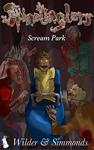 Spinetinglers: Scream Park (Spine-tingling Spooky Short Dark Tales, Classic Horror Series, Book 2)  by  Jack Simmonds