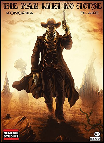The Man With No Horse (The Wanderer Book 1) Stan Konopka