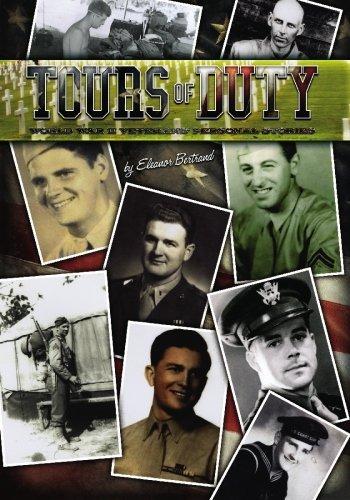 Tours of Duty: World War II Veterans Personal Stories Eleanor Bertrand