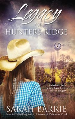 Legacy Of Hunters Ridge Sarah Barrie