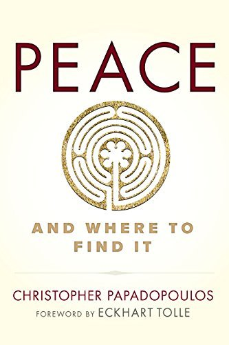 PEACE - And Where to Find It Christopher Papadopoulos