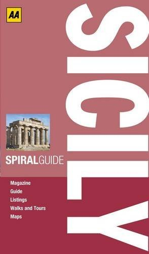 Spiral Guide Sicily  by  A.A. Publishing