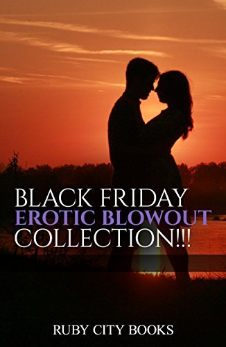 BLACK FRIDAY BLOWOUT COLLECTION  by  Ruby City Books