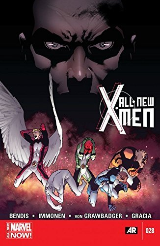 All-New X-Men #28 Brian Michael Bendis