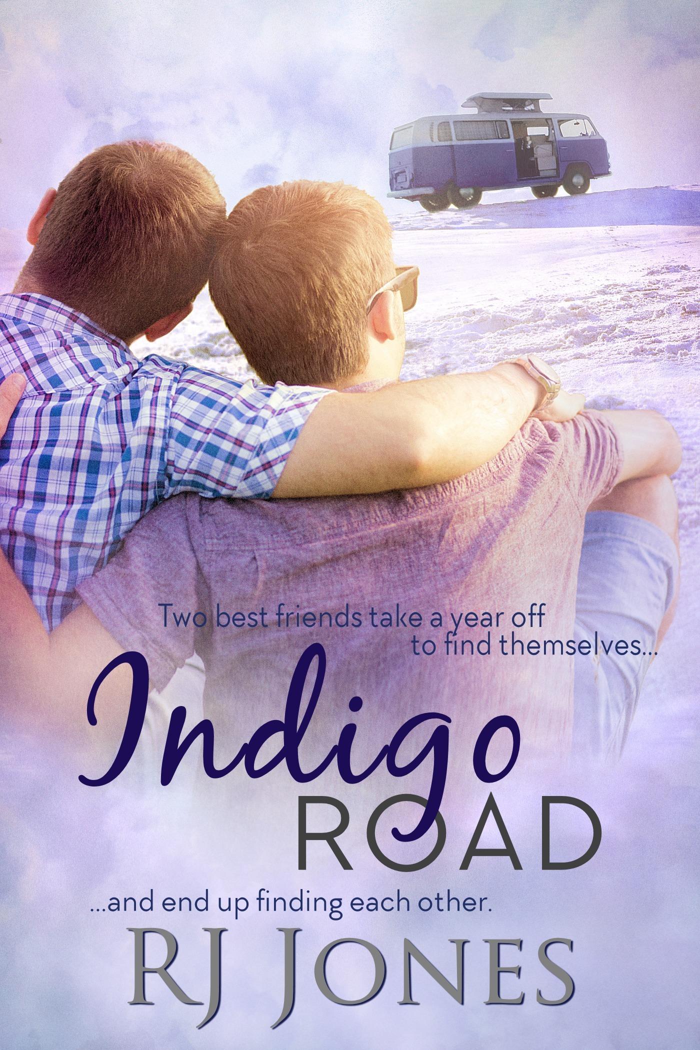 Indigo Road R.J. Jones