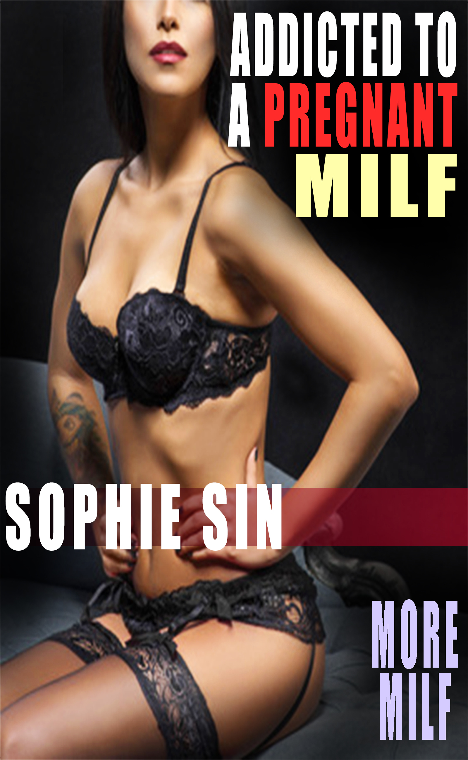 Addicted To A Pregnant MILF Sophie Sin