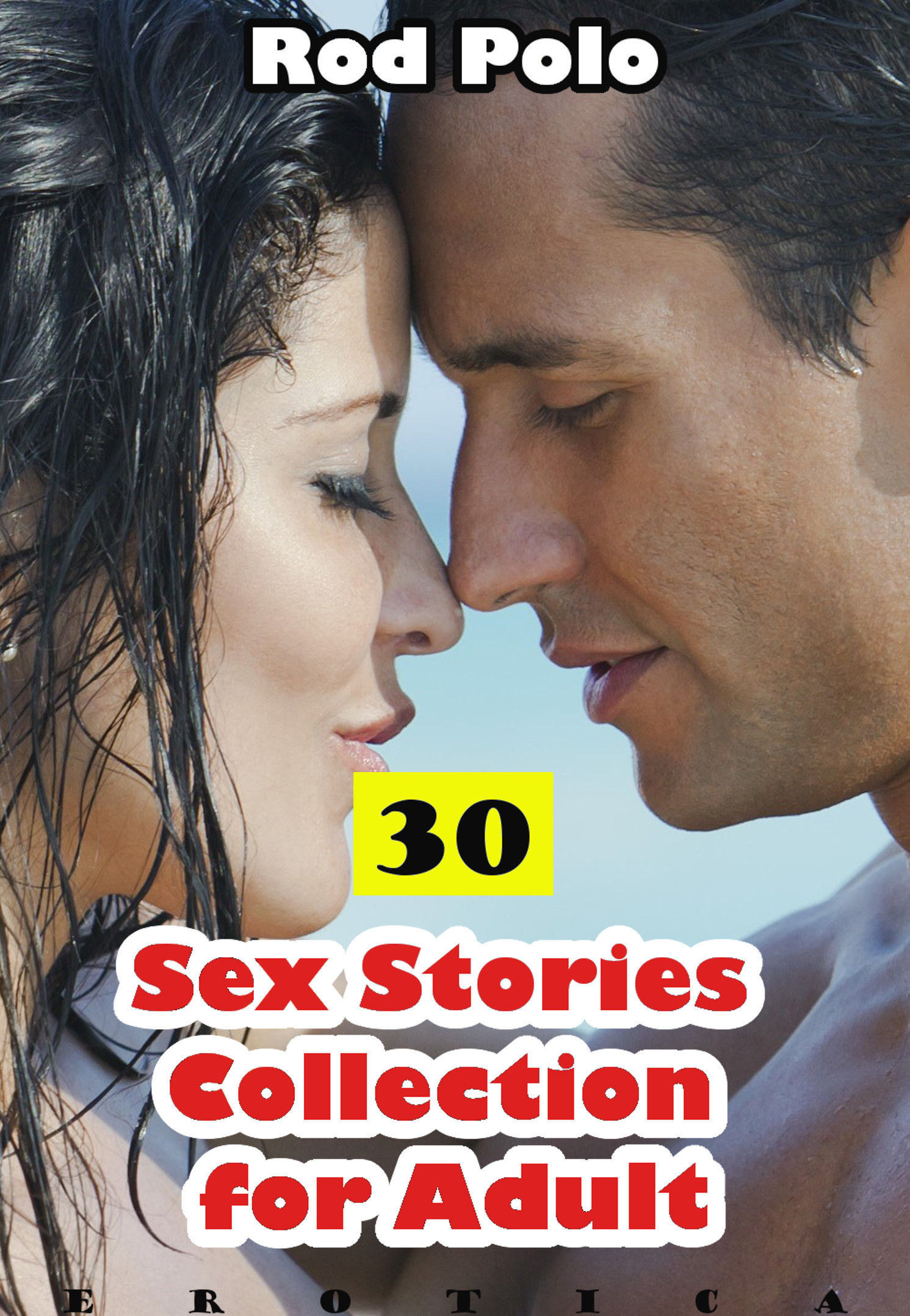 Erotica: 30 Sex Stories Collection for Adult  by  Rod Polo