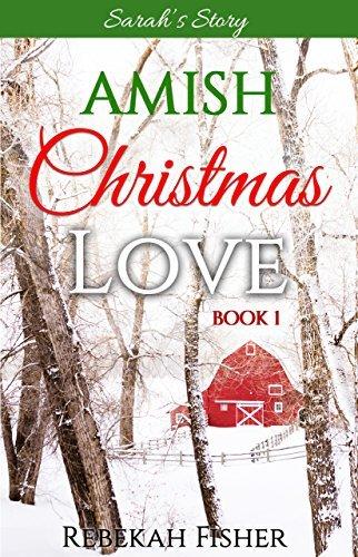 Sarahs Story (Amish Christmas Romance #1)  by  Rebekah Fisher