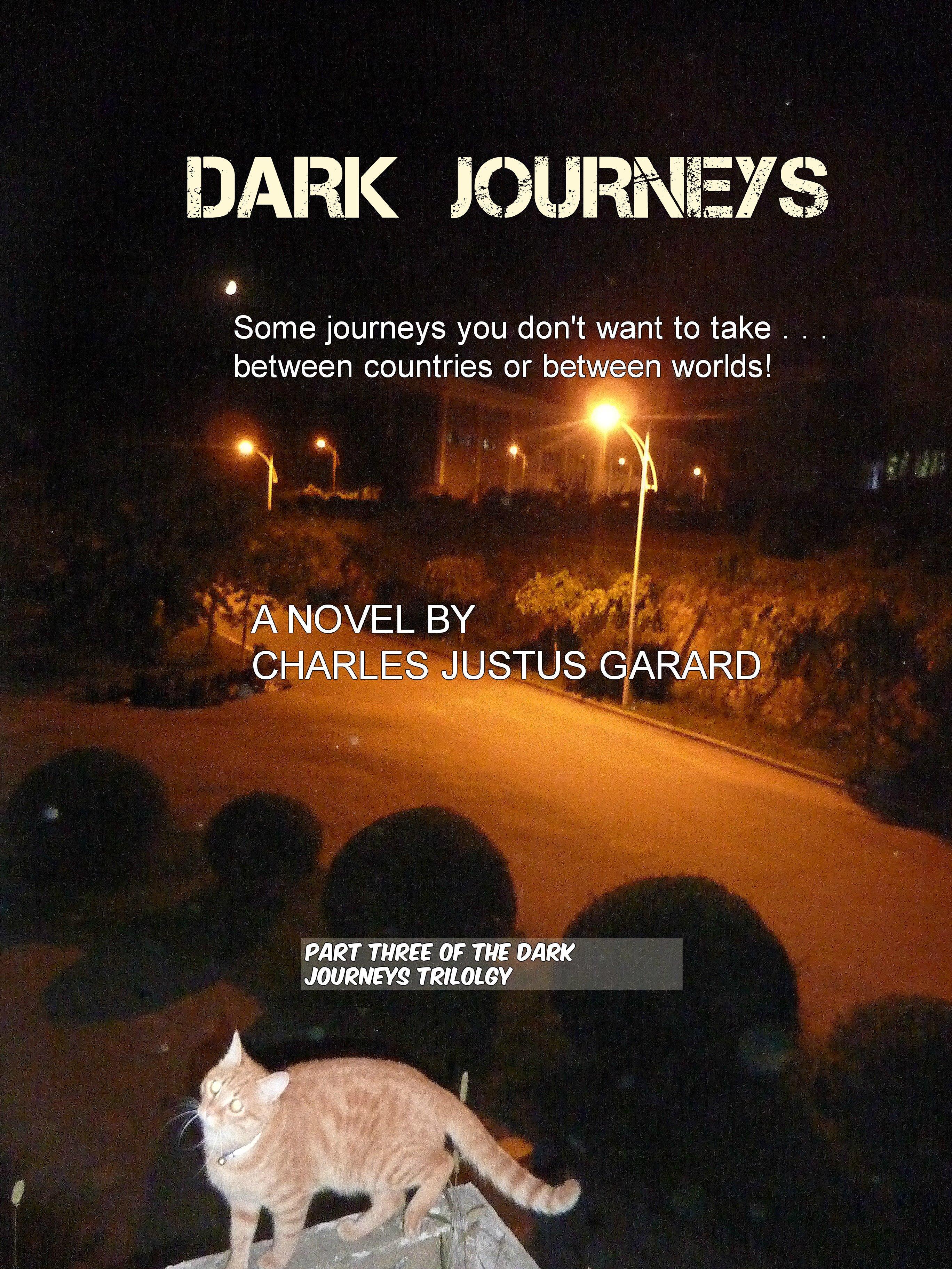 Dark Journeys: Book 3 of the Dark Journeys Trilogy  by  Charles Justus Garard