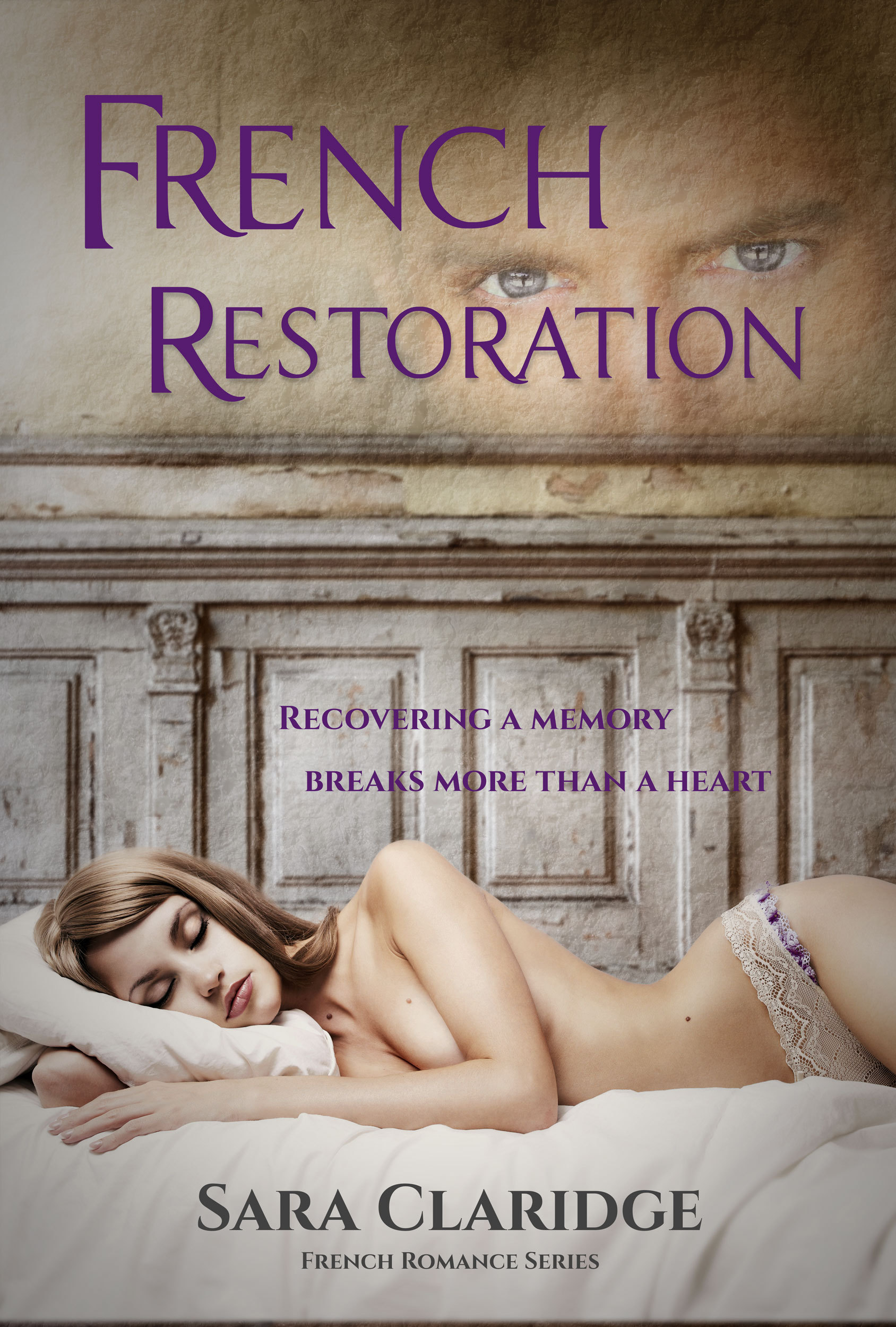 French Restoration (French Romance, #2)  by  Sara Claridge
