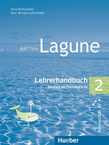 Lagune: Lehrerhandbuch 2 Marc Michael Aufderstraße