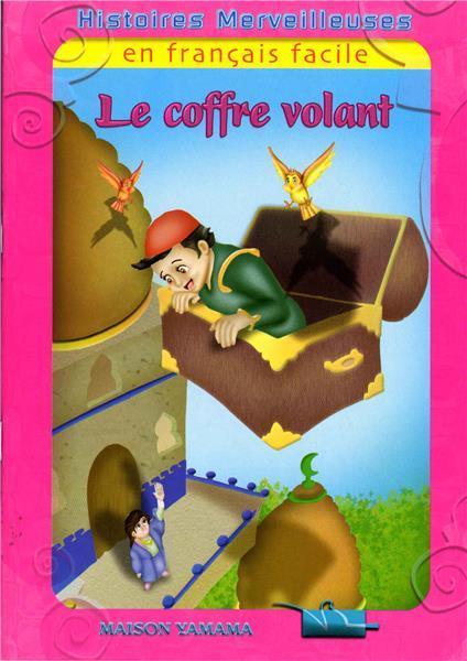 Le Coffre volant  by  Andersen .HICHEM HASSAN
