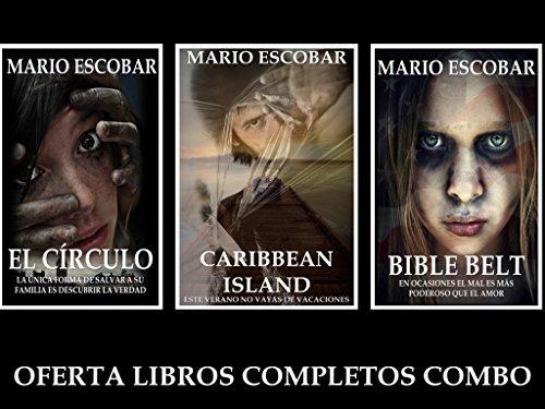 El Círculo, Caribbean Island y Bible Belt: Mario Escobar