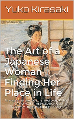 The Art of a Japanese Woman Finding Her Place in Life Yuko Kirasaki