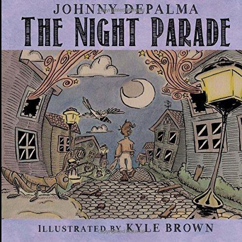 The Night Parade Johnny DePalma