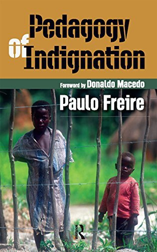 Pedagogy of Indignation (Series in Critical Narrative)  by  Paulo Freire