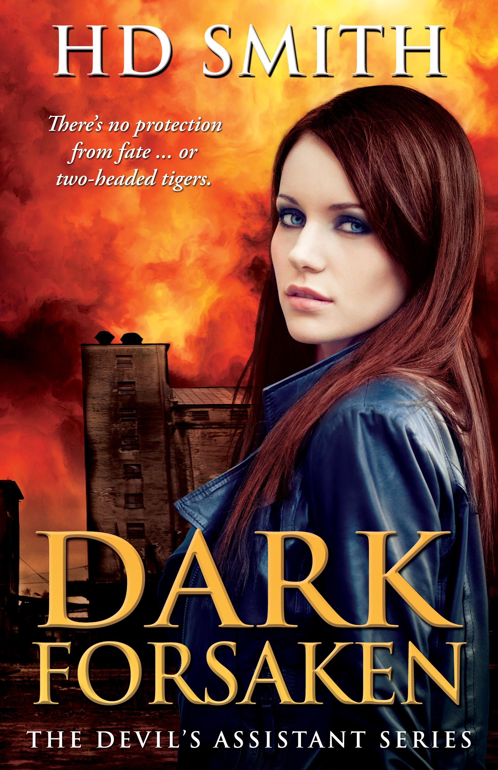 Dark Forsaken (The Devils Assistant, #3)  by  H.D.  Smith