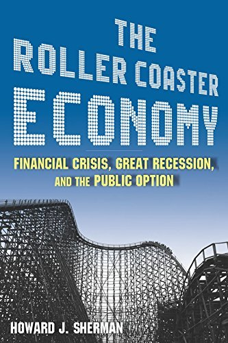The Roller Coaster Economy: Financial Crisis, Great Recession, and the Public Option  by  Howard J. Sherman