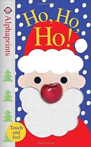 Ho, Ho, Ho!  by  Roger Priddy