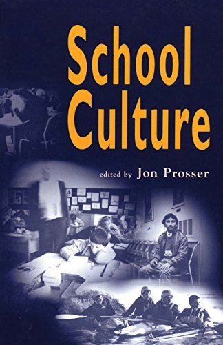 School Culture: SAGE Publications British Educational Management and Admin