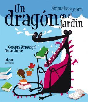 Un dragon en el jardin Gemma Armengol