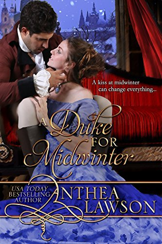 A Duke for Midwinter Anthea Lawson