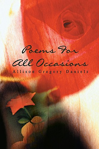 Poems For All Occasions Allison Daniels