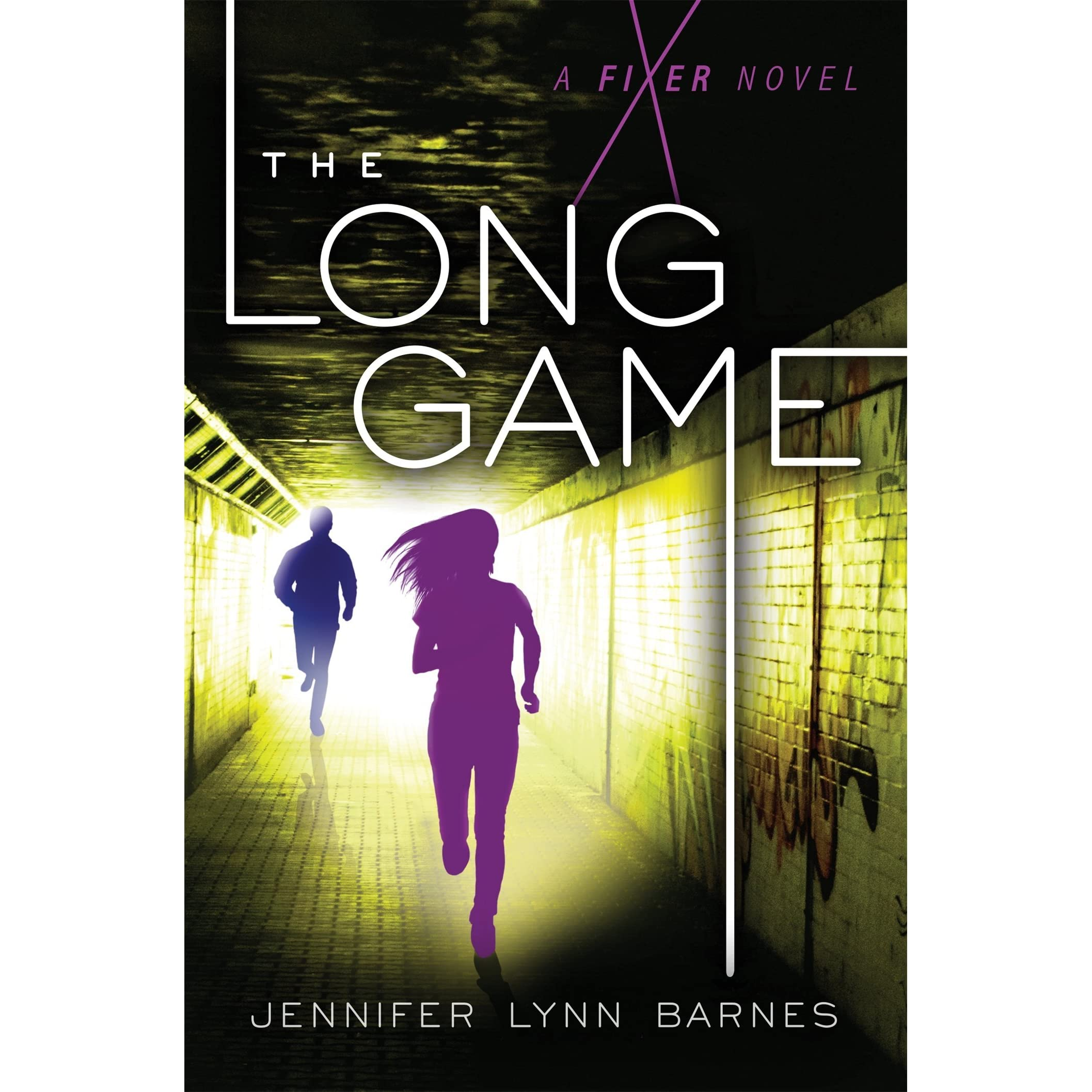 The Long Game (The Fixer, #2) by Jennifer Lynn Barnes ...