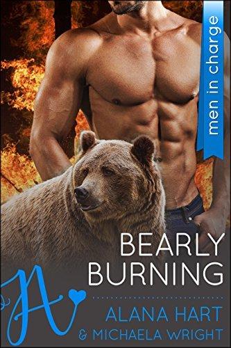 Bearly Burning (Blackrock Bears, #2) Alana Hart