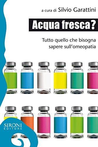 Acqua fresca  by  Silvio Garattini