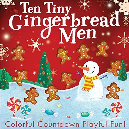 Ten Tiny Gingerbread Men Tiger Tales