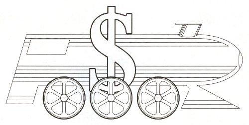 The Streamlined Locomotive Stephen Auslender