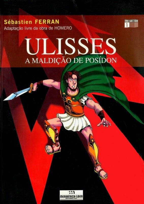 Ulisses: A Maldição de Posídon  by  Sébastien Ferran