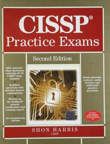 CISSP Practice Exams, Second Edition  by  Shon Harris