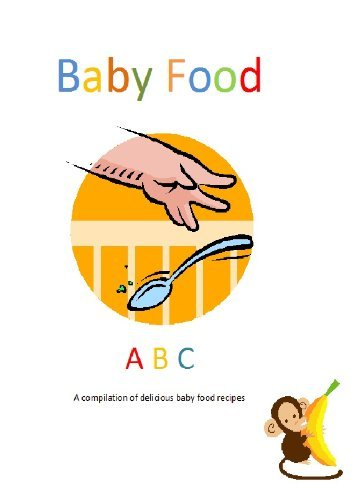 Baby Food ABC Volume 2 Amanda Cisneros