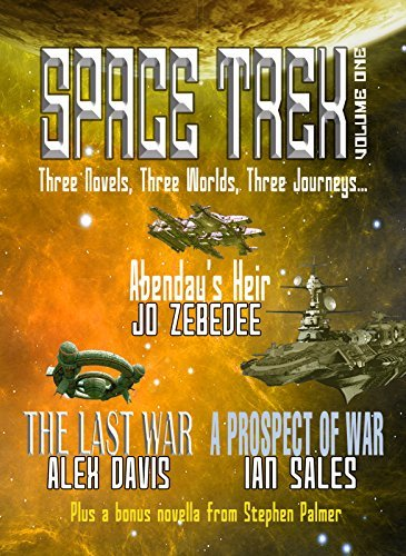 Space Trek (Three Novels, Three Worlds, Three Journeys Book 1) Jo Zebedee