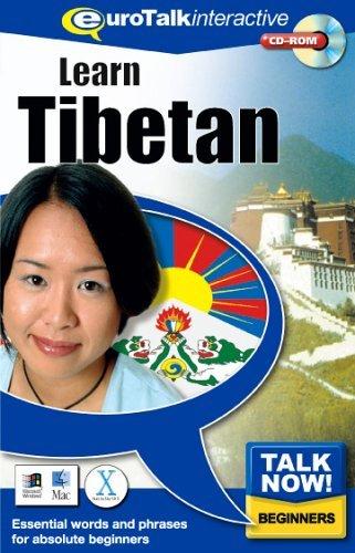 Talk Now! Tibetan  by  NOT A BOOK