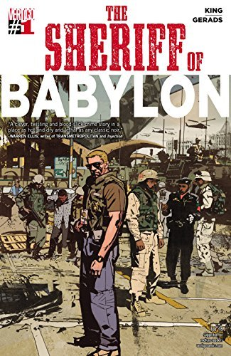 The Sheriff of Babylon #1 Tom   King