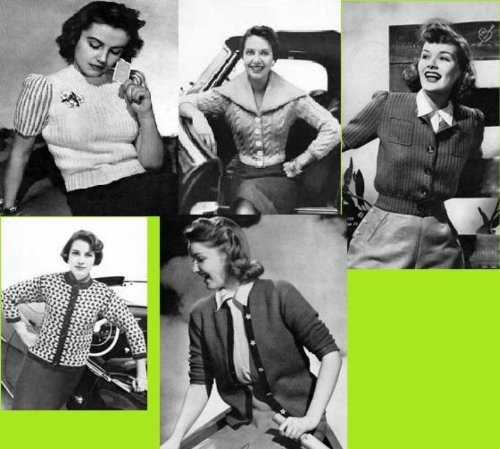 Great Womens Sweaters to Knit  by  Unknown