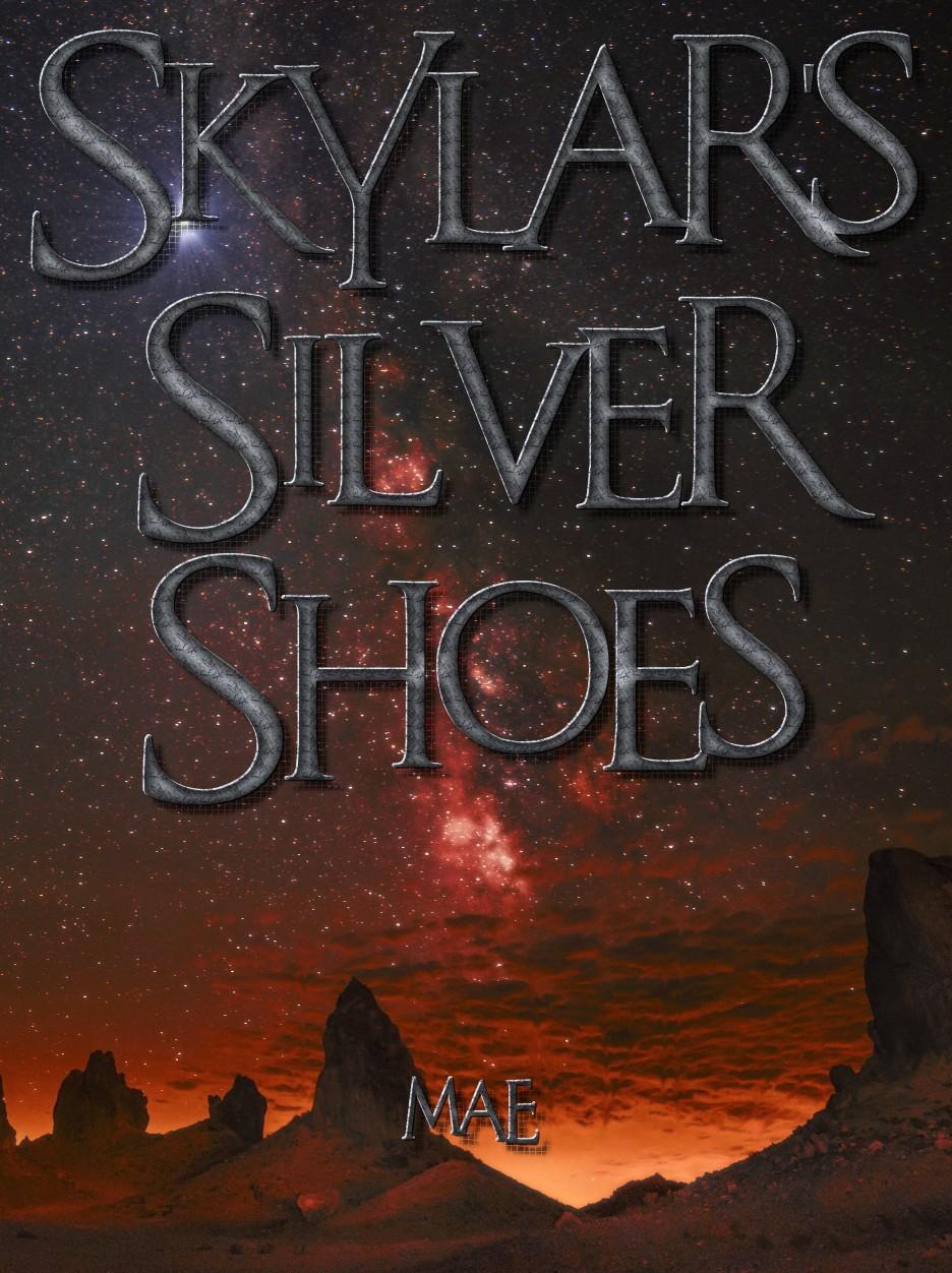 Skylars Silver Shoes  by  Mae Ata