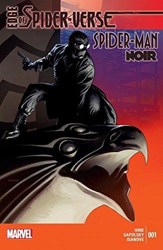 Edge of Spider-Verse #1 (of 5) David Hine