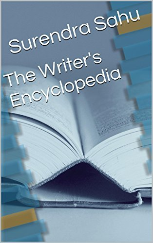 The Writers Encyclopedia  by  Surendra Sahu
