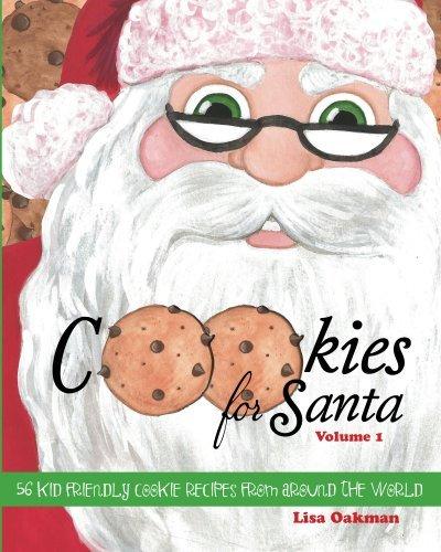 Cookies for Santa  by  Lisa Oakman