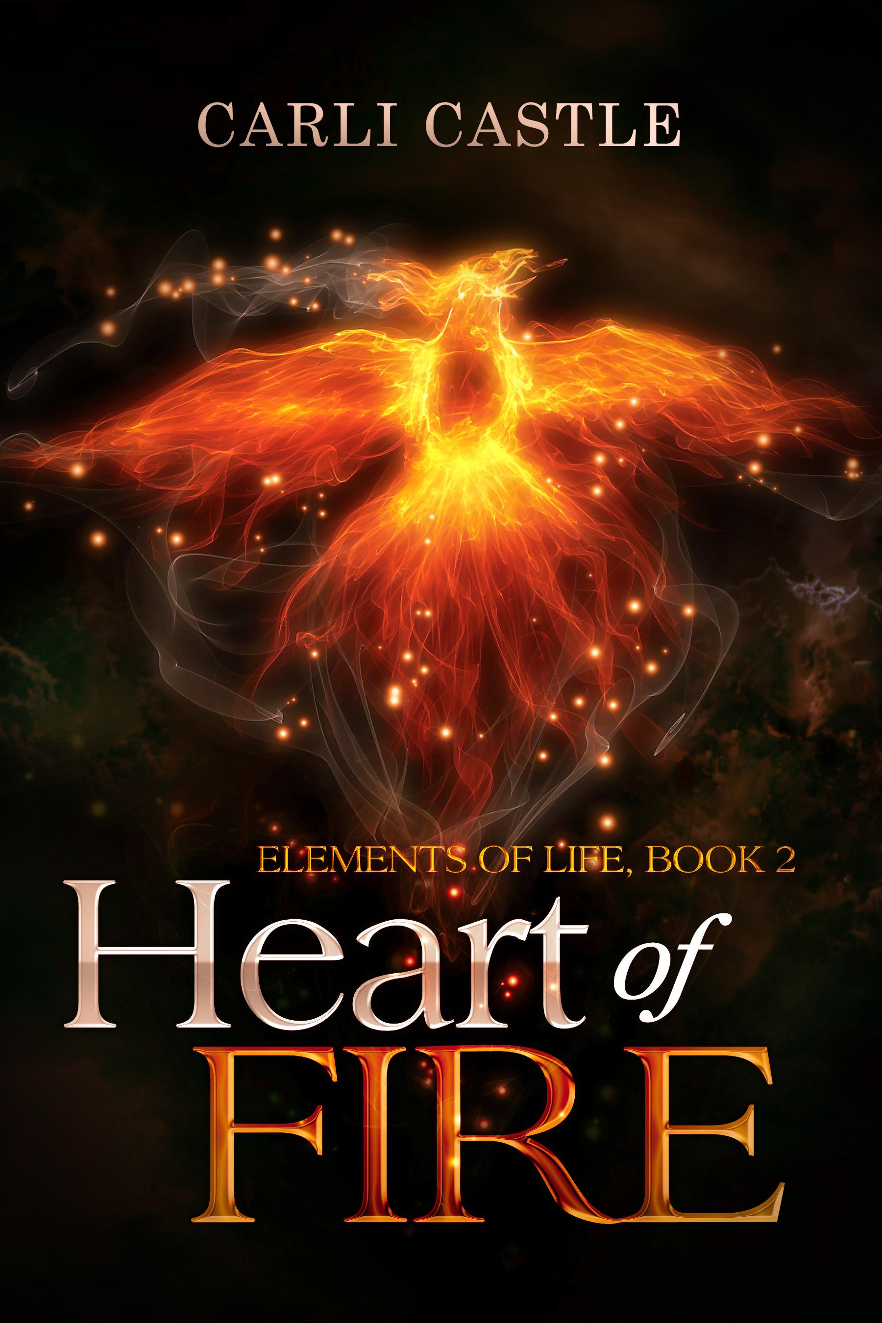 Heart of Fire Carli Castle