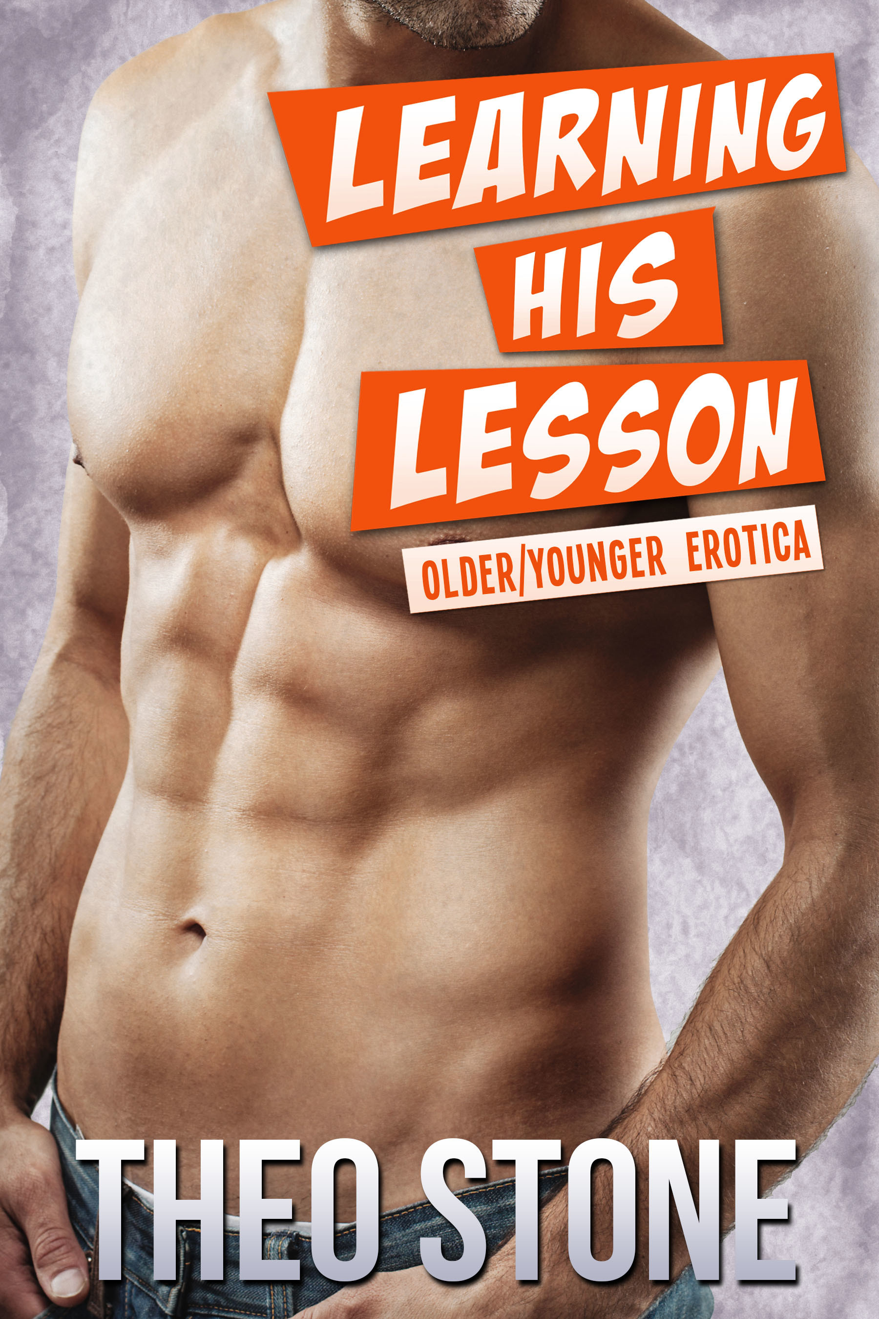 Learning His Lesson  by  Theo Stone