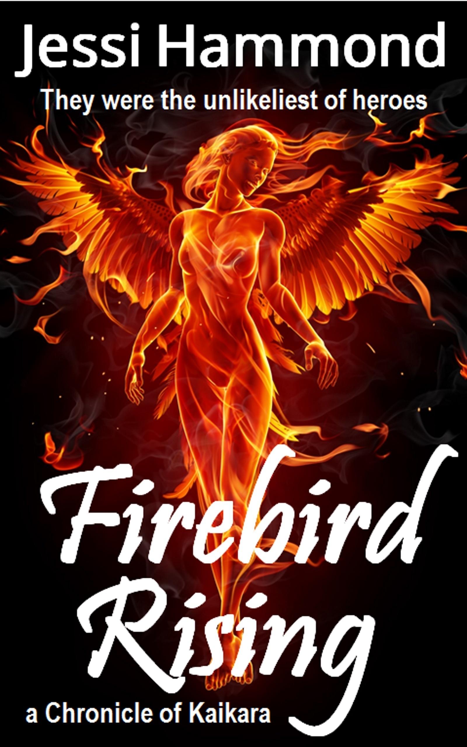 Firebird Rising  by  Jessi Hammond