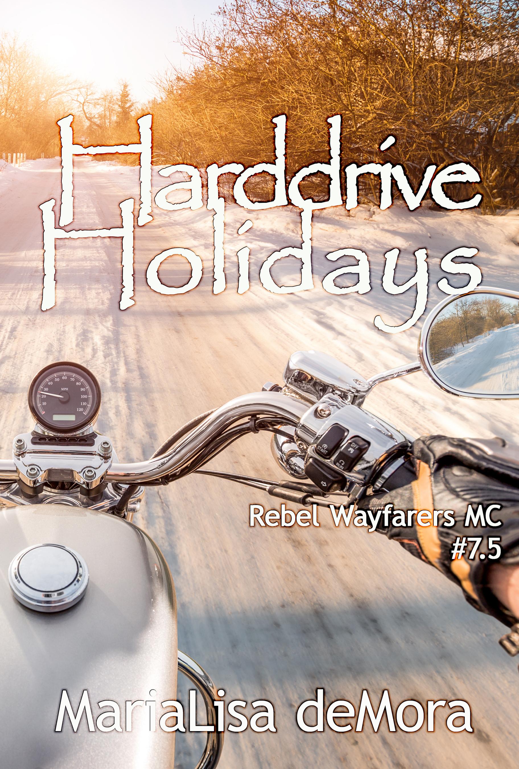 Harddrive Holidays MariaLisa deMora