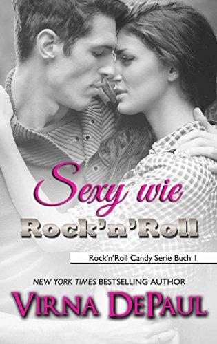 Sexy wie RocknRoll (RocknRoll Candy 1)  by  Virna DePaul