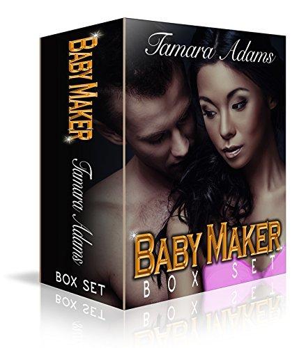 BABY MAKER BOX SET Tamara Adams